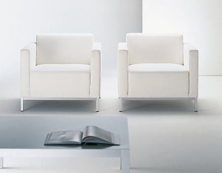 Bruno Fattorini Pad Armchair and Sofa