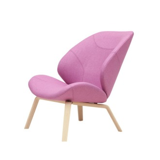 busk & hertzog Eden Lounge Chair