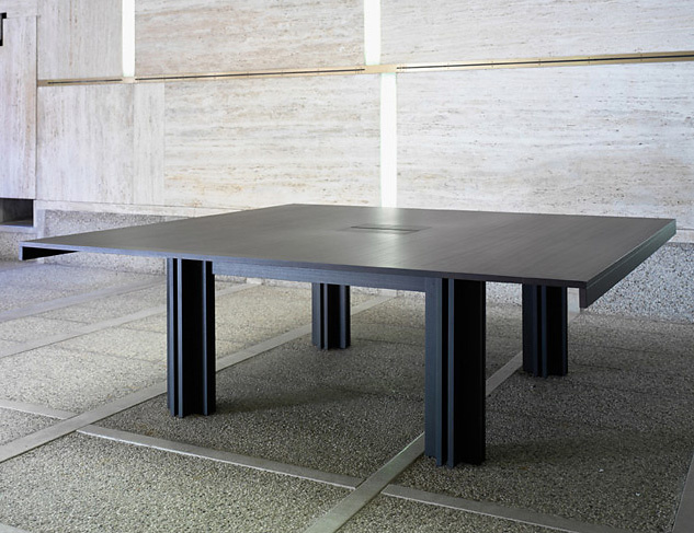 Carlo Scarpa Quatour Table