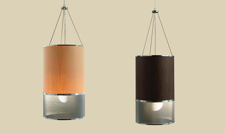 Carlo Zerbaro and Alessandro Trentin Ghembè Hanging Lamp