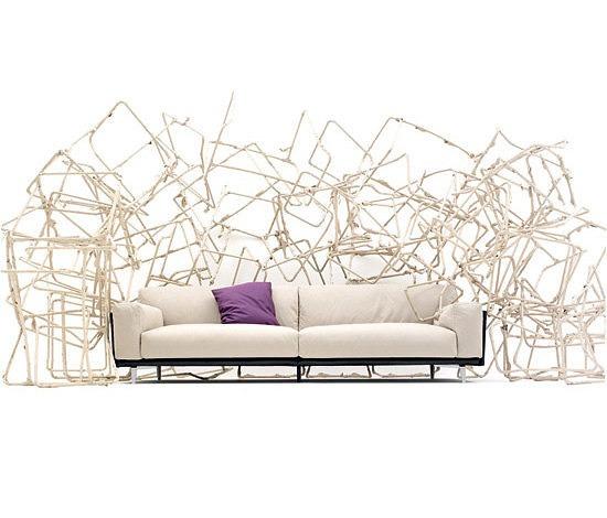 Carlo Colombo Frame Sofa
