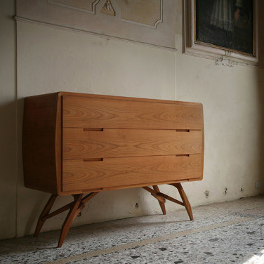 Carlo Mollino Cassettone Storage