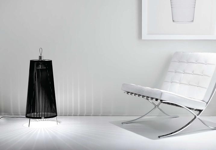 Carmine Deganello Solis Lamp