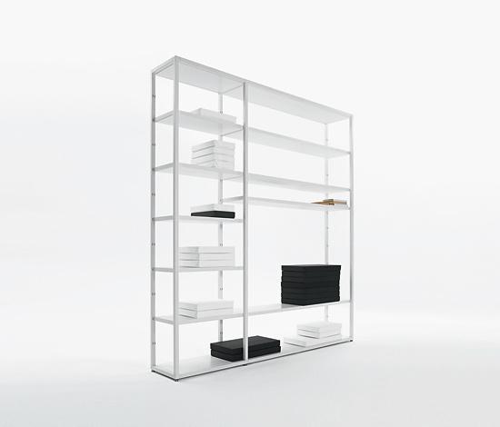 Caronni / Bonanomi Helsinki Libreria Bookcase System