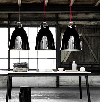 Cecilie Manz Caravaggio Lamp Collection