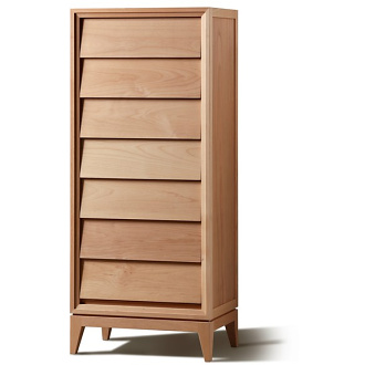 Centro Ricerche Maam Settimino Chest of Drawers