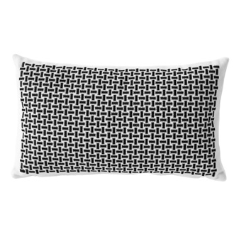 Charlene Mullen Basket Weave Cushion