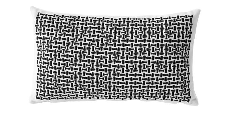 Charlene Mullen Basket Weave Cushion
