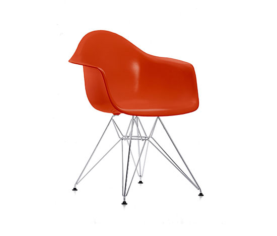 Charles and Ray Eames Eames Plastic Armchairs