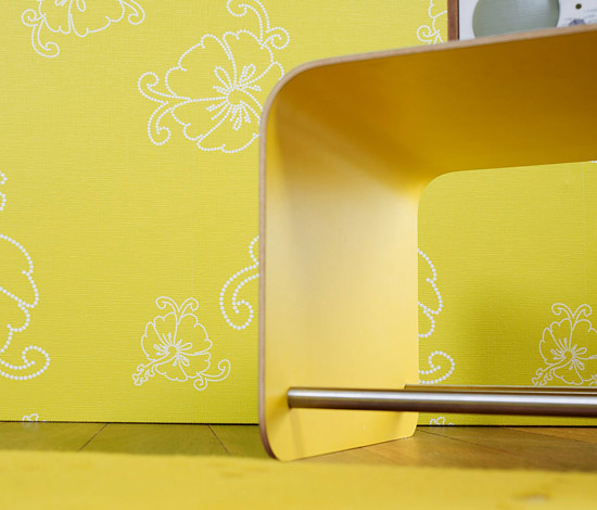 Charles Polin and Lars Contzen Multitool Table - Stool