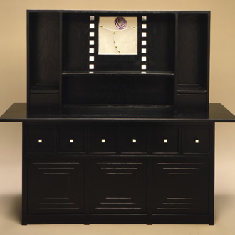 Charles Rennie Mackintosh D.S.5 Sideboard