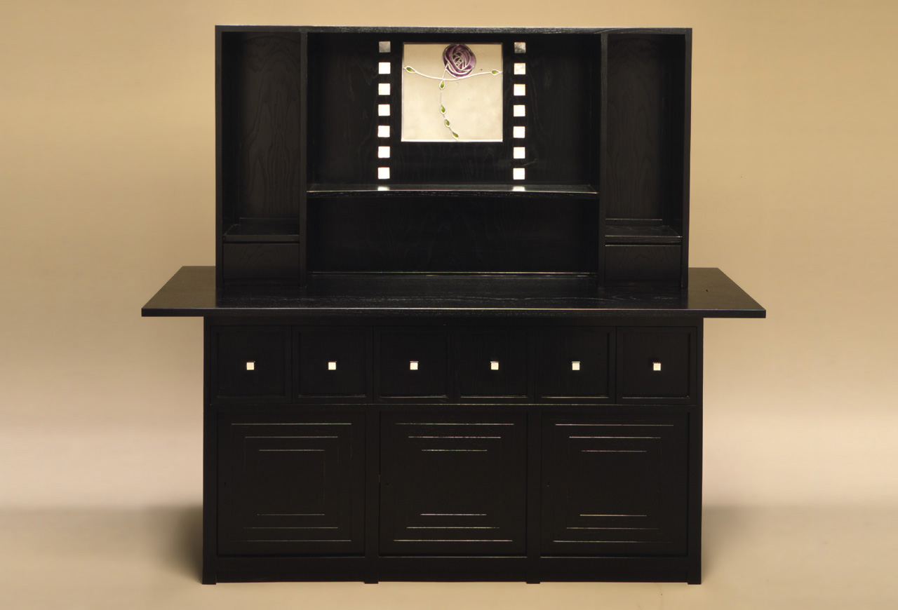 charles rennie mackintosh d s 5 sideboard. Black Bedroom Furniture Sets. Home Design Ideas
