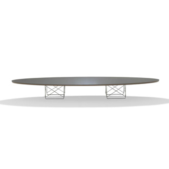 Charles Eames and Ray Eames Eames Elliptical Table