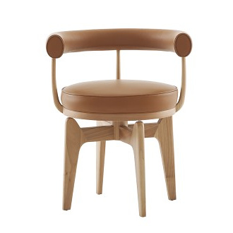 Charlotte Perriand Indochine Armchair