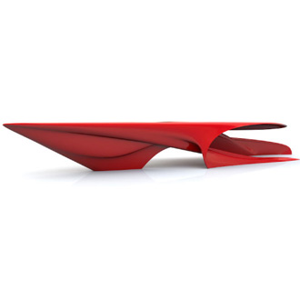 Chris Kabatsi Squall Coffee Table