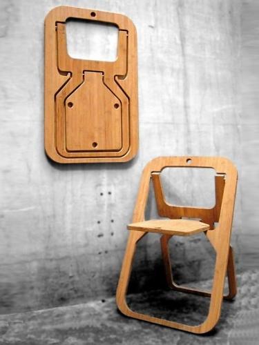 Christian Desile Desile Chair