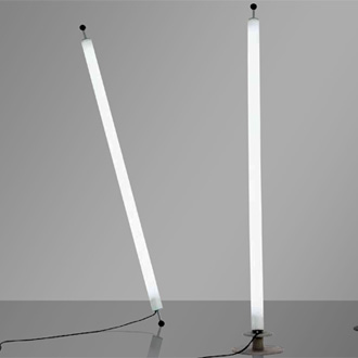Christian Deuber Tube Floor Lamp