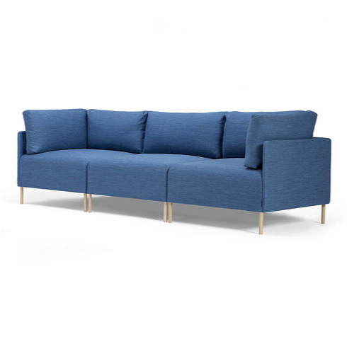 Christophe Pillet Blocks Seating Collection