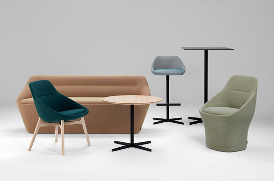 Christophe Pillet Ezy Seating Collection