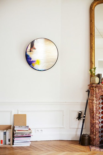 Constance Guisset Francis Mirror