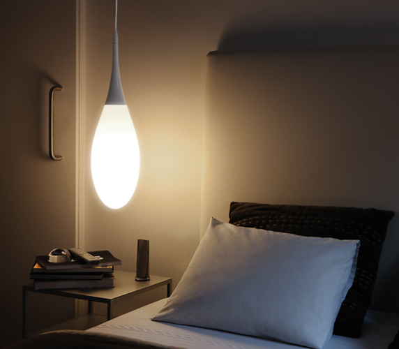 Constantin Wortmann Spillo Ceiling Lamp