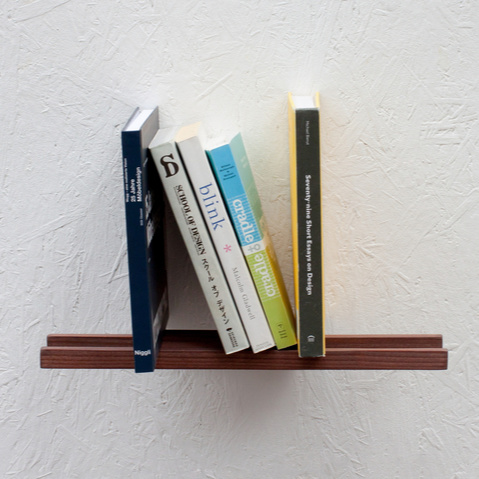 Constantinos Hoursoglou Float Bookshelves