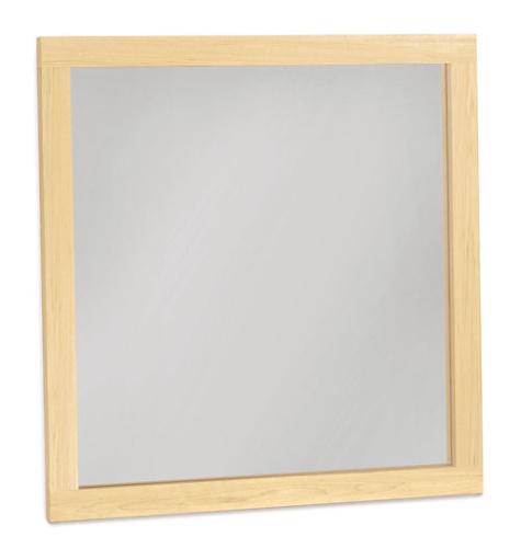 Copeland Furniture Sutton Wall Mirror In Maple