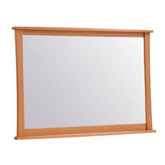 Copeland Furniture Monterey Wall Mirror