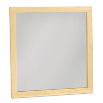 Copeland Furniture Sutton Wall Mirror In Maple