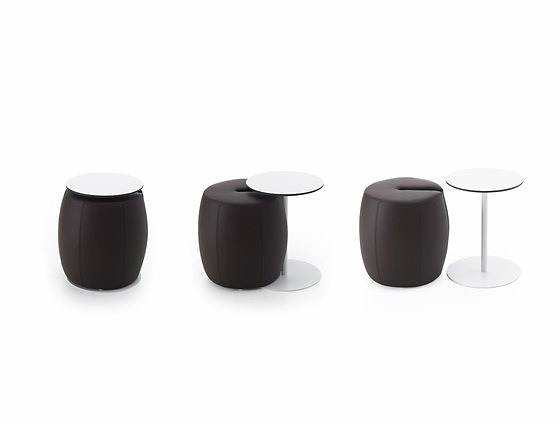 Cosentino&Spanio Asso Grosso Stool And Table