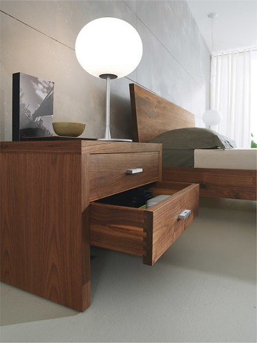 CR&S Riva 1920 Natura Bedside Table