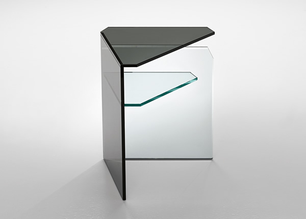 Cremonesi Dal Monte Lim Side Table