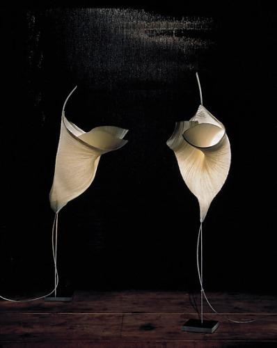 Dagmar Mombach and Ingo Maurer Gaku Lamp