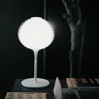 Dante Donegani and Giovanni Lauda Flow Lamp