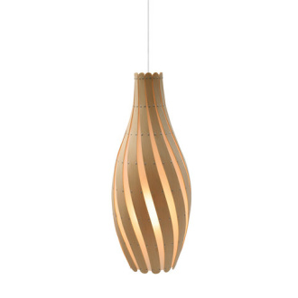David Trubridge Flow Pendant Lamp