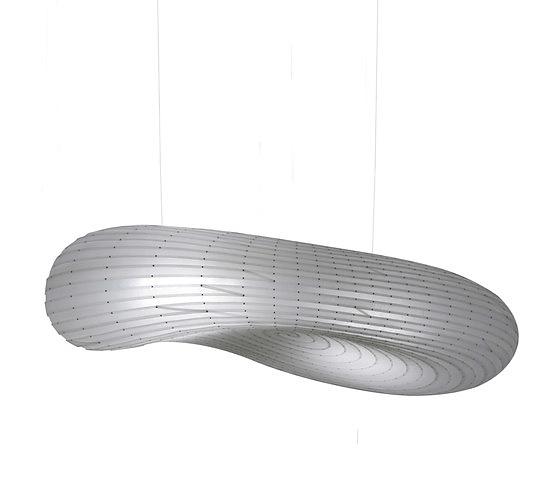 David Trubridge Cloud Pendant Lamp