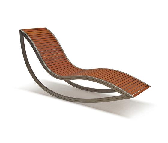 David trubridge dondola sun lounger - Plan de chaise longue en bois ...