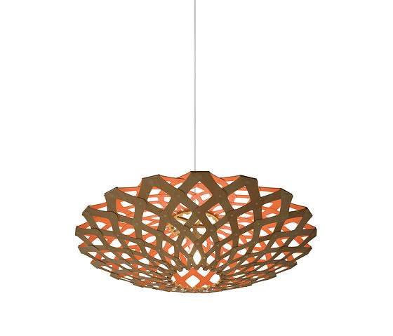David Trubridge Flax Pendant Lamp