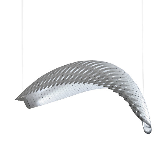 David Trubridge Wing Pendant Lamp