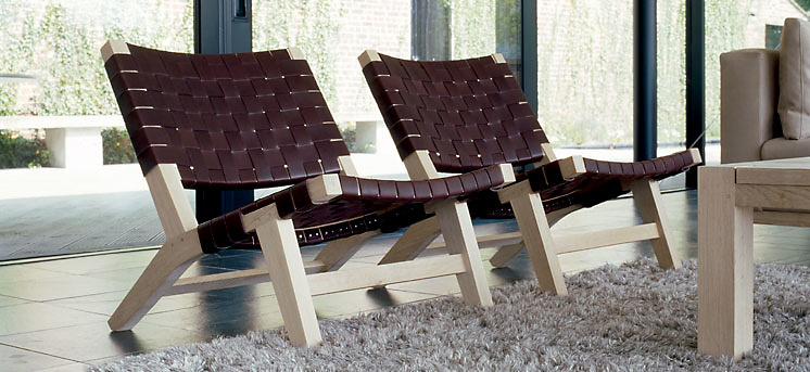 De La Espada Lounge Chair