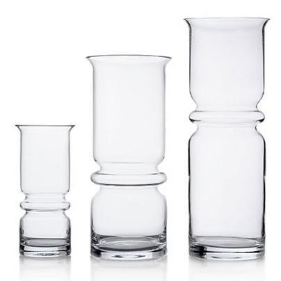 De Padova Glass Vases