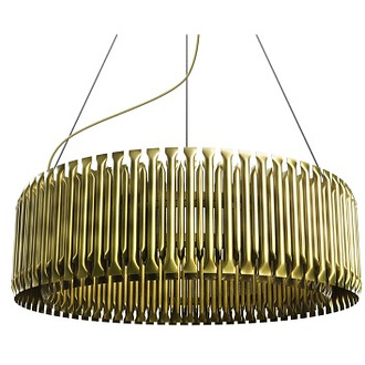 Delightfull Matheny Round Suspension Lamp