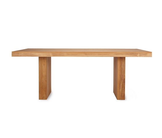 Design Within Reach Kayu Table And Bench