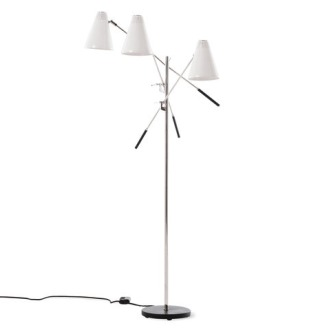Design Within Reach Tri-Arm Lamp