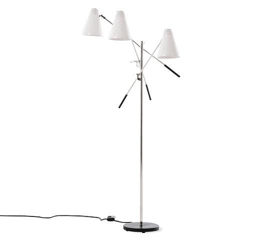 Design Within Reach Tri-Arm Lamp