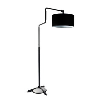 Dick Van Hoff Swivel Floor Lamp