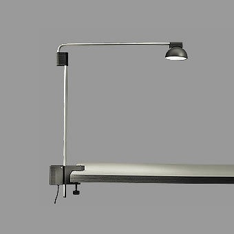 Dieter Rams and Andreas Hackbarth Rha 1 Desklight Lamp