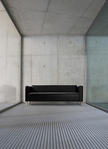 Dual Design Box Sofa
