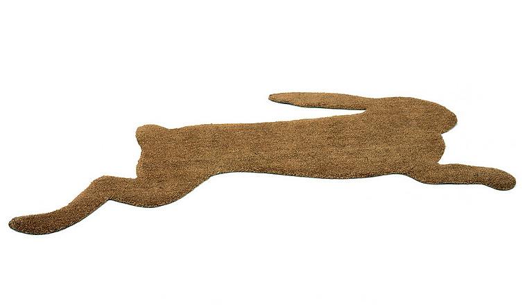 Ed Annink Hare mat