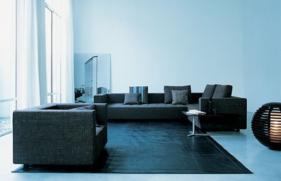 Emaf Progetti Kilt 1242 - Kilt84 243 Sofa System